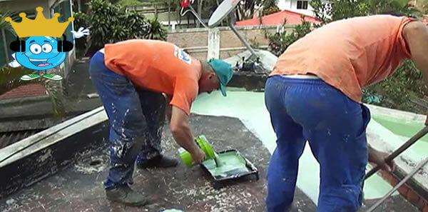 Resolvendo Vazamentos de Laje com Poliuretano