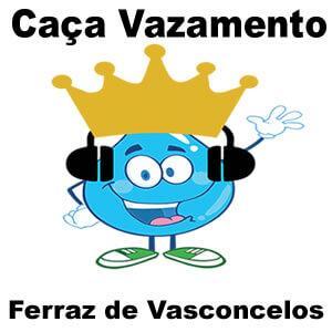 caça vazamento Ferraz de Vasconcelos