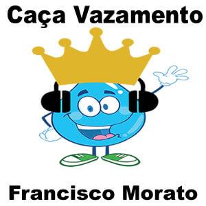 caça vazamento Francisco Morato