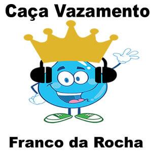 caça vazamento Franco da Rocha