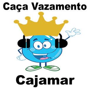 caça vazamento cajamar