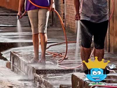 Dicas para combater o desperdício de água residencial
