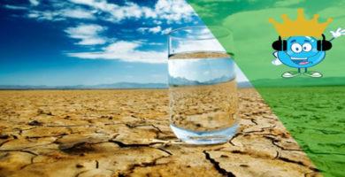 6 soluções mundiais para combater a escassez de água