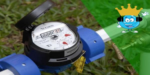 Hidrômetro: O que é e como este aparelho mede o consumo de água