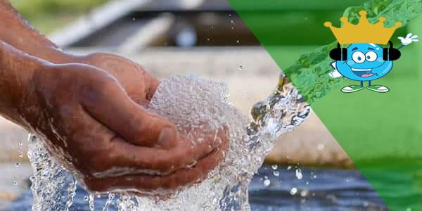 A importância da qualidade da água no nosso dia a dia
