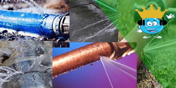 As Melhores Formas de Localização de Vazamento Água