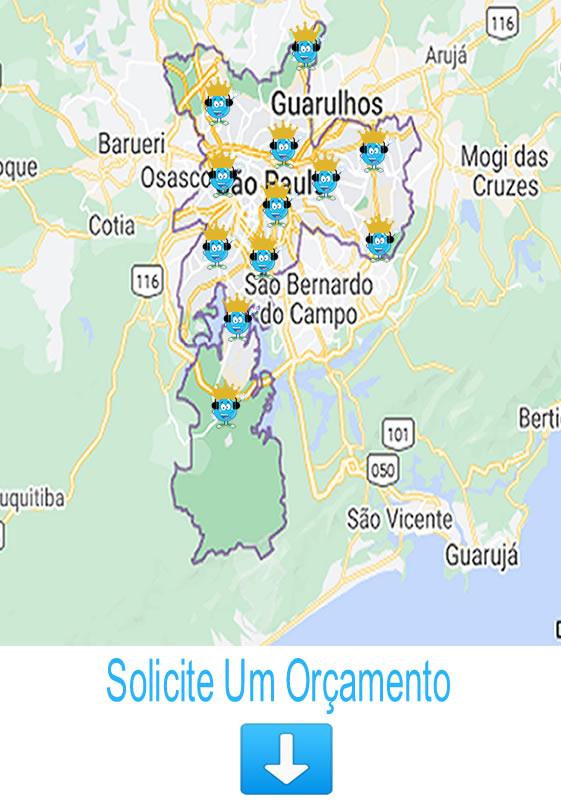 Atendimento São Paulo SP