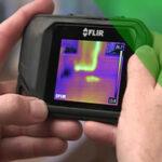 Tudo sobre Câmera Térmica e como ela ajuda na localização de vazamentos
